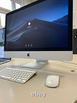 1/6 Apple iMac 27 Zoll i7 3,5GHz 256GB HHD 16GB-RAM BJ2014