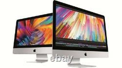 2017 Apple iMac 27 5K i7 4.2GHz 8GB 1TB Fusion Radeon 570 4GB WARRANTY