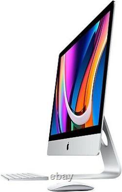 2020 Apple iMac 27 5k 3.8ghz 8-core i7 512gb SSD 8gb Radeon 5500 XT New Sealed