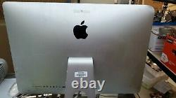21.5 Apple iMac 2012 2.7GHz Core i5 1TB HDD 8GB A1418 MD093LL/A +Shattered LCD