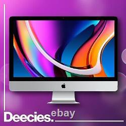 27-inch Apple iMac 3.8Ghz 8-core 10th Gen 32GB Ram 2TB SSD 5500 XT Retina Mac