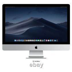 27-inch Apple iMac 3.8Ghz 8-core 10th Gen 8GB Ram 1TB SSD 5700XT Retina Mac