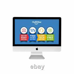 Apple 21.5 iMac 2011 3.1GHz 250GB HDD 4GB A1311 MC978LL/A +A Grade