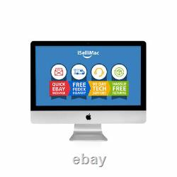 Apple 21.5 iMac 2015 2.8GHz Core i5 1TB HDD 8GB A1418 MK442LL/A +A Grade