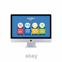Apple 27 iMac 2011 2.7GHz Core i5 1TB HDD 4GB A1312 MC813LL/A +B Grade
