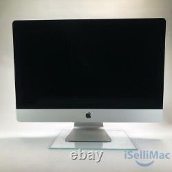 Apple 27 iMac 2012 3.2GHz Core i5 1TB HDD 16GB A1419 MD096LL/A +B Grade