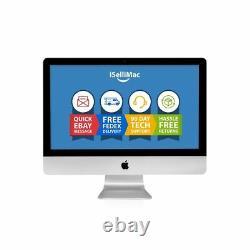 Apple 27 iMac 2015 3.2GHz Core i5 1TB HDD 8GB A1419 MK462LL/A +B Grade
