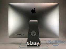 Apple 27 iMac 2015 3.3GHz Core i5 1TB HDD 8GB A1419 MF885LL/A + B Grade