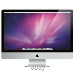 Apple 27 inch iMac 2.8GHz Quad Core i5 A1312 All in One 16GB 3TB HDD MC511LL/A