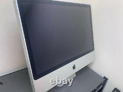 Apple Imac 24 A1225 Intel Core 2 Duo 2.66 Ghz 4 GB 500 Hd 2009 Grade C Imac