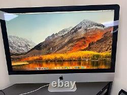 Apple Imac 27 Inch A1312 Core 2 Duo 3.06 Ghz 8gb 1 Tb Hd 2009 Used Sirrea