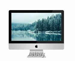 Apple Mid 2017 21.5 iMac 4K 3.4GHz i5/8GB RAM/1TB Fusion/Radeon Pro 560