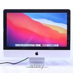 Apple iMac 2010 A1311 11,2 21.5 Intel Core i3 3.06Ghz 12GB 500GB Big Sur