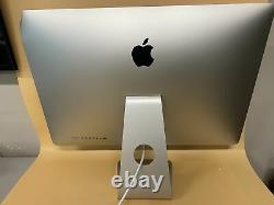 Apple iMac 2017 27 5K 4.2GHz i7 16GB 512 SSD Read