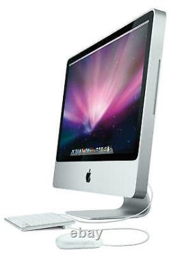 Apple iMac 20 A1224 CORE 2 DUO 2.0GHZ 2GB 160GB HD OS 10.11 + Mouse & Keyboard