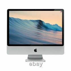 Apple iMac 20 Core 2 Duo 2.26GHz All-in-One PC 8GB 500GB MC015LL/B Warranty