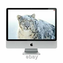 Apple iMac 20 P7550 2.26GHz 4GB 160GB All in One Computer Warranty
