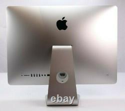 Apple iMac 21.5 2013 Core i5-4570S 2.9GHz CPU 8GB RAM 1TB HDD MacOS High Sierra