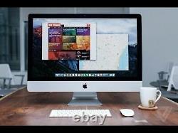 Apple iMac 21.5 2.7Ghz Quad Core Intel i5 16GB RAM 256GB SSD Office Upgraded