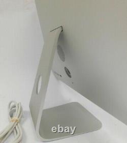 Apple iMac 21.5 3.06GHz, Core 2 Duo 8GB RAM, 500GB SSD Nvidia Geforce 9400