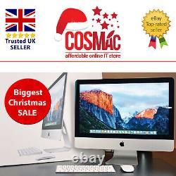 Apple iMac 21.5 4K Core i5 3.1Ghz 16GB 1TB+24GB 2015 A+ Grade 12M Warranty