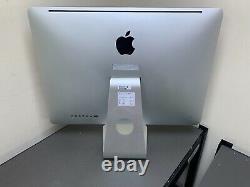 Apple iMac 21.5 A1311 Intel Core i5 2.5GHz 4GB 500GB HD SIERRA 2011REFURBISHED
