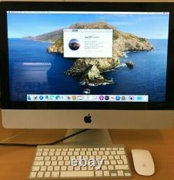 Apple iMac 21.5 Core i3 3.06 Ghz, 8GB RAM 500GB HDD MC308LL Mid 2010