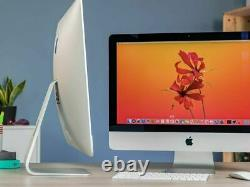 Apple iMac 21.5 Core i5 2.7Ghz 8GB 1TB HDD, Warranty Ms Office, Fast & Reliable