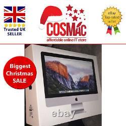 Apple iMac 21.5 Core i5 2.7ghz 8GB 1TB (Sep, 2013) A+ Grade Apple box