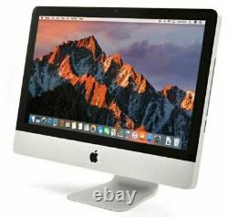 Apple iMac 21.5-Inch Intel Core i5 2.50Ghz 4GB RAM 500GB HDD High Sierra A Grade