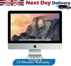 Apple iMac 21.5 Intel Core i5 3rd-Gen 2.7GHz 8GB RAM 1TB HDD 2012 Mojave Good