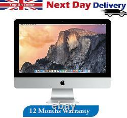 Apple iMac 21.5 Intel Core i5 4th-Gen 2.7GHz 8GB RAM 1TB Fusion Drive Late 2013