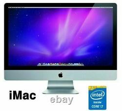 Apple iMac 21.5 Late 2013 Intel Quad Core i7 3.10GHz 2xSSD 16GB RAM GT 650 B
