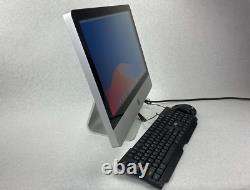 Apple iMac 21.5 i5 2.5GHz CPU 8GB RAM 1TB HDD Keyboard Mouse Bundle MacOS 10.13
