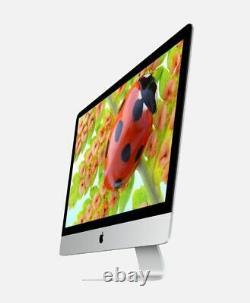 Apple iMac 21.5 inch Mk442ll/a Catalina 2.8Ghz 8GB Ram 1TB HDD Late 2015