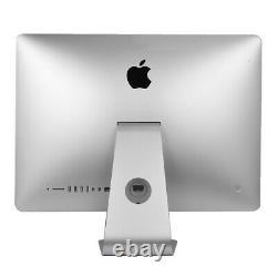 Apple iMac 21 Inch 3.3GHz 16GB 500GB SSD -OSX 2019 included! Warranty