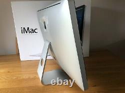 Apple iMac 27 2011Upgraded! QuadCore i7 3.4GHz, 1TB SSD + 2TB HDD, 16GB RAM
