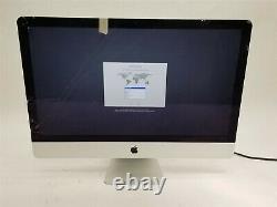 Apple iMac 27 2013 Intel i7 3.5Ghz 32GB 120GB SSD +2TB GTX 780M 10.13 MF125LL/A