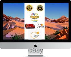 Apple iMac 27 2019 5K Display i5 6-Core 4.1Ghz Ram 64GB SSD 1TB (Various Spec)