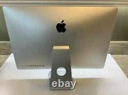 Apple iMac 27 5K RETINA Core i7 4.0GHz 32GB Ram 2TB SSD Late 2015
