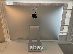 Apple iMac 27 5K Retina Core i7 4.0GHz 16gb Ram 256GB SSD 2015 Minor Crack