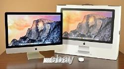 Apple iMac 27 5K Retina DisplayCore i7 4.0Ghz 32GB 512GB (Late 2015) A Grade