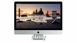 Apple iMac 27 5K i5 3.3 Ghz 32GB RAM, 1TB SSD Office Upgraded12 Months Warranty