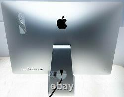 Apple iMac 27 A1419 Intel Core i7-3770 3.9 GHz 16GB GTX 675MX 1TB HDD 2012