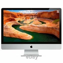 Apple iMac 27 All in One Desktop i3 3.2GHz 16GB 1TB MC510LL/A Warranty