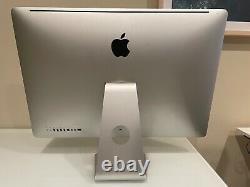 Apple iMac 27 Core i7 3.4GHz 16GB Ram 1TB HDD 2011 Works Great
