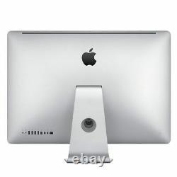 Apple iMac 27 Desktop All-In-One / 3.1GHZ CORE i5 TURBO / 1TB / 4GB RAM