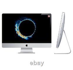 Apple iMac 27 Inch 3.06GHz 16GB 1 TB SSD Get OSX 2017! Warranty