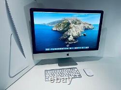 Apple iMac 27 Late 2012 Intel Core i7 3.4Ghz Quad Core 32GB Ram 1TB macOS