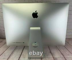 Apple iMac 27 MK462LL/A 5K Late 2015 Core i5 3.2GHz, 16GB RAM, 512GB SSD